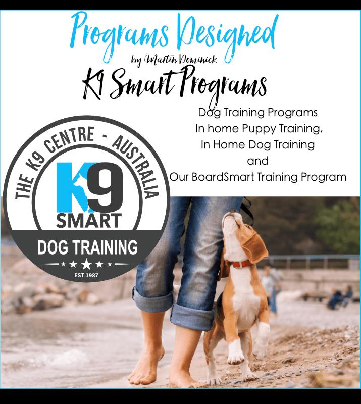 Dog Training programs The K9 Centre