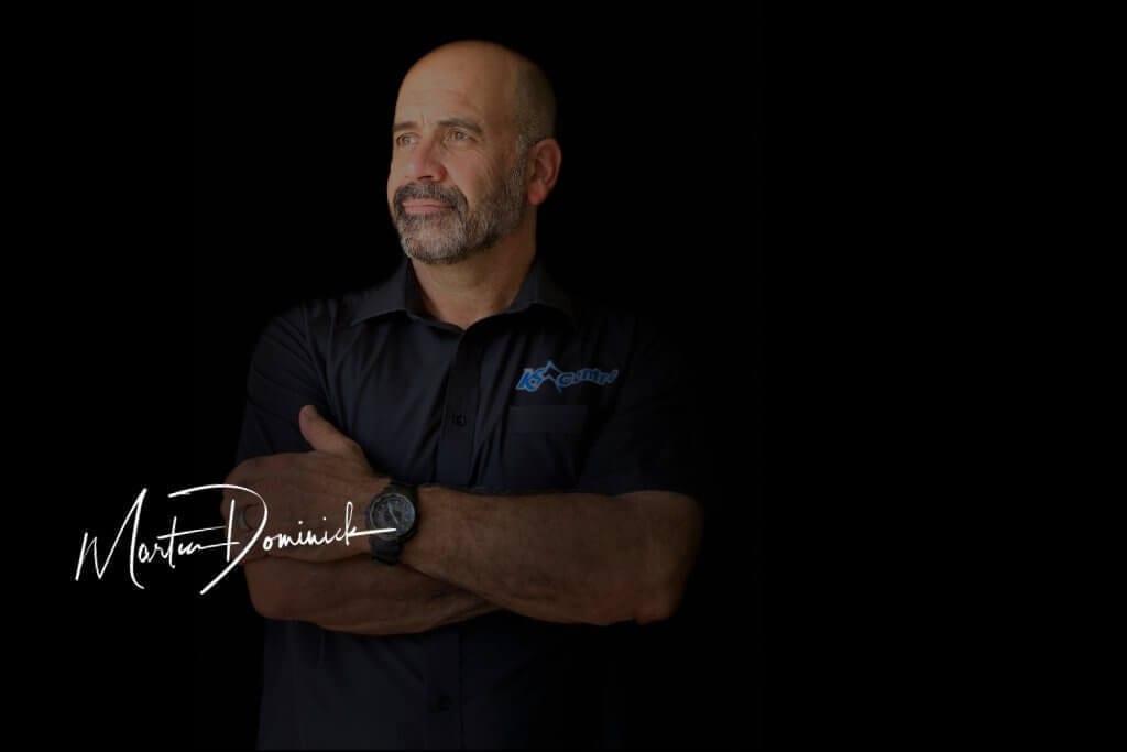 Martin Dominick Specialist Certified Dog Trainer