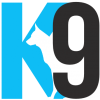 The K9 Centre Logo